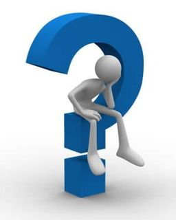 'Question' comes from the Latin word 'questio,' meaning 'to find'